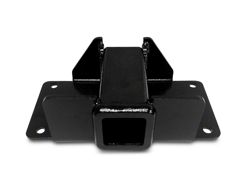 Iron Cross 2 in. Receiver Winch Plate for Iron Cross Front Bumpers