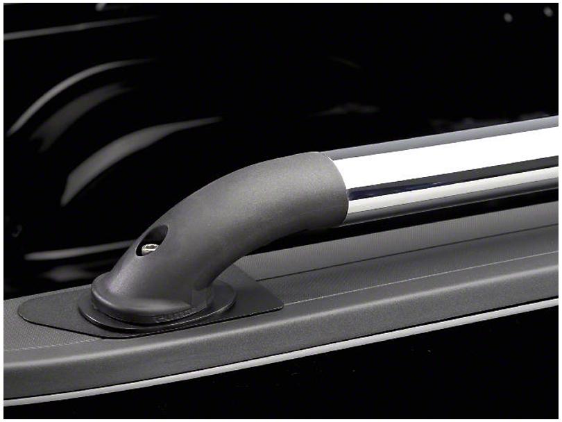 Putco Nylon Oval Locker Side Bed Rails (07-13 Silverado 1500)