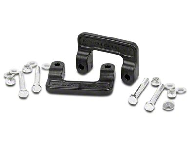 Rough Country 2 in. Leveling Lift Kit (07-18 2WD/4WD Silverado 1500 w/ Stock Cast Steel Control Arms)