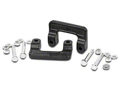 Rough Country 2 in. Leveling Lift Kit (07-18 2WD/4WD Silverado 1500)