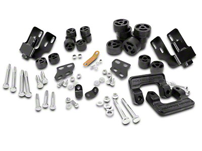 Rough Country 3.25 in. Suspension & Body Lift Kit (07-13 2WD/4WD Silverado 1500)