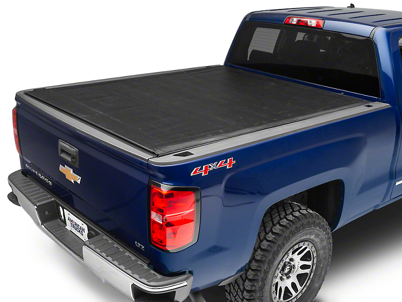 Truxedo Lo Pro Roll Up Tonneau Cover (14-18 Silverado 1500)