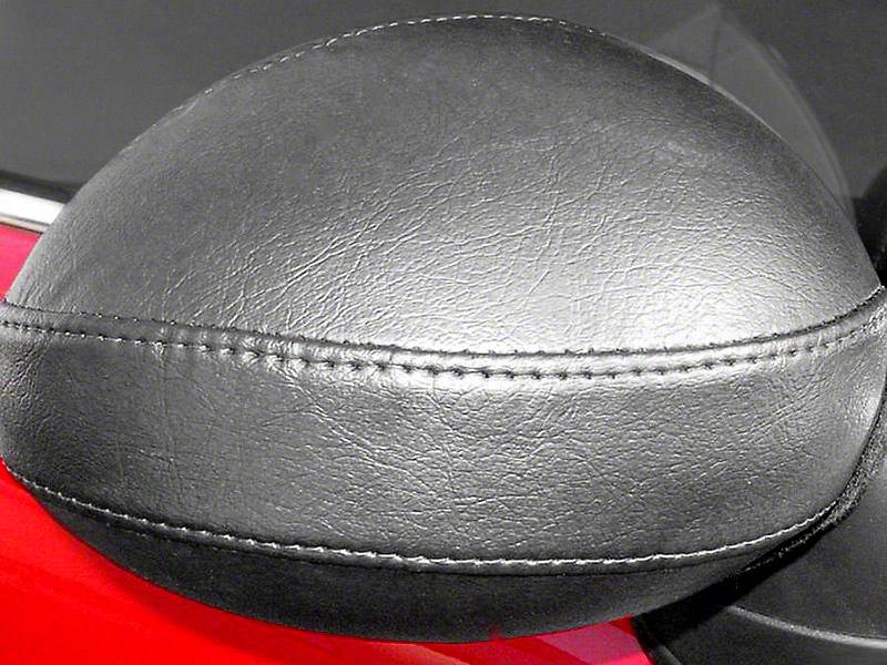 Covercraft Colgan Custom Mirror Bra - Black (07-09 Silverado 1500)