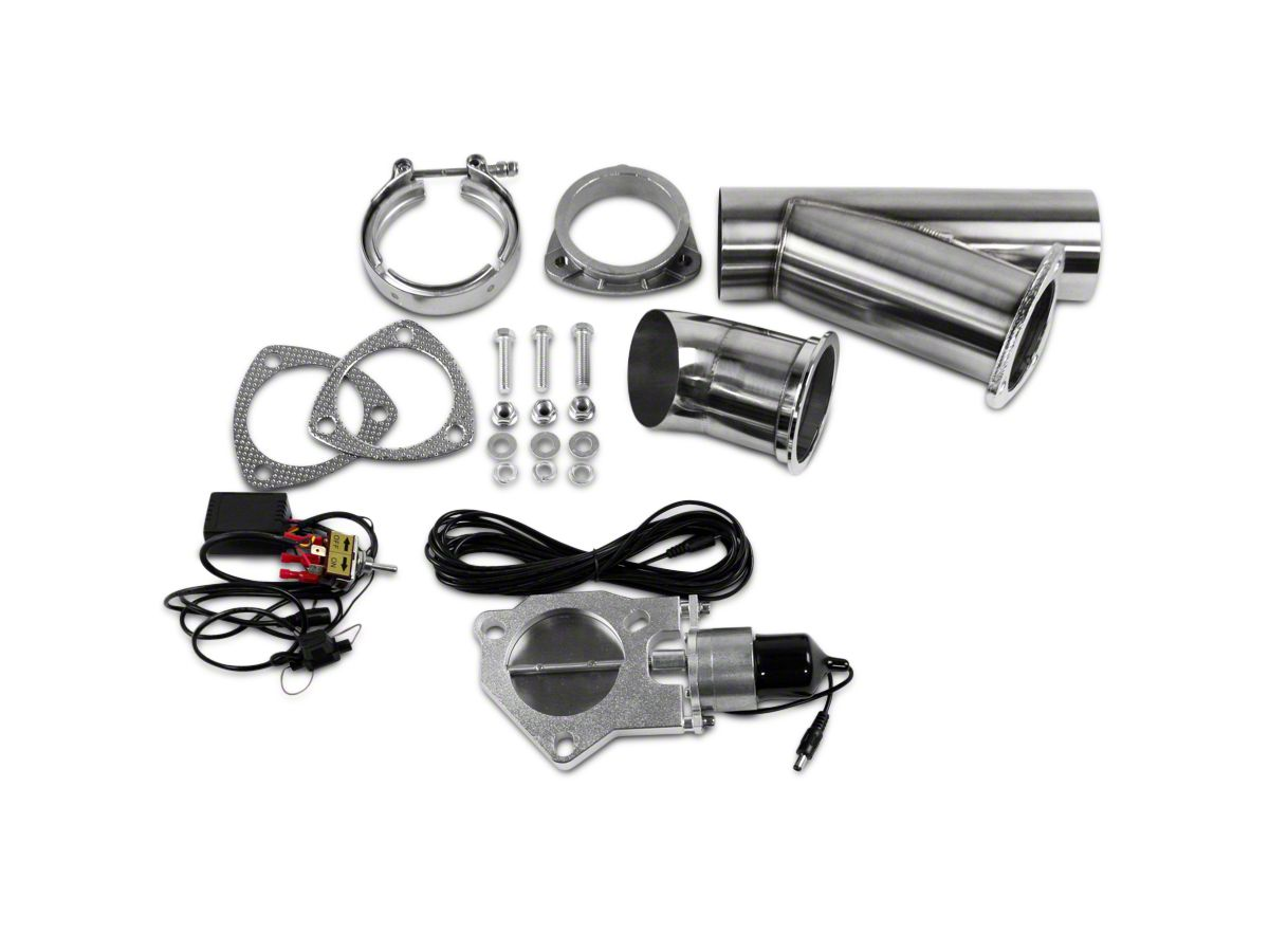 GMS Electronic Exhaust Cutout System - 3 in  (99-19 Silverado 1500)