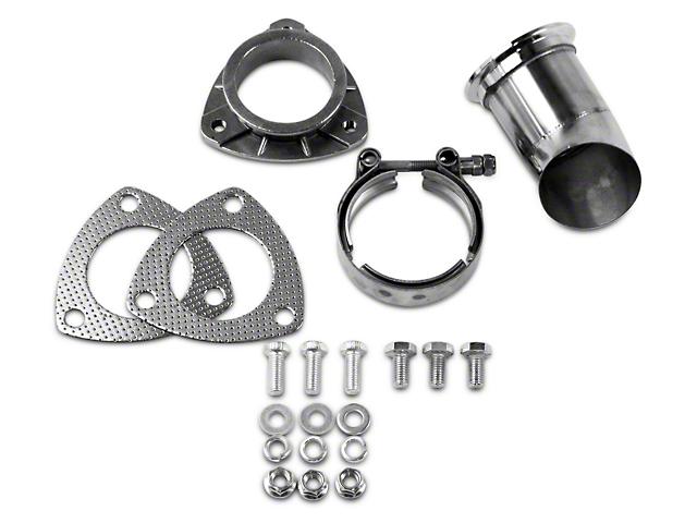 GMS Exhaust Cutout Adjustable Turn Down - 2.5 in. (99-19 Silverado 1500)