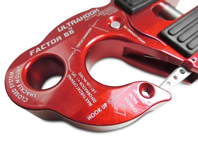 Factor 55 UltraHook - Red