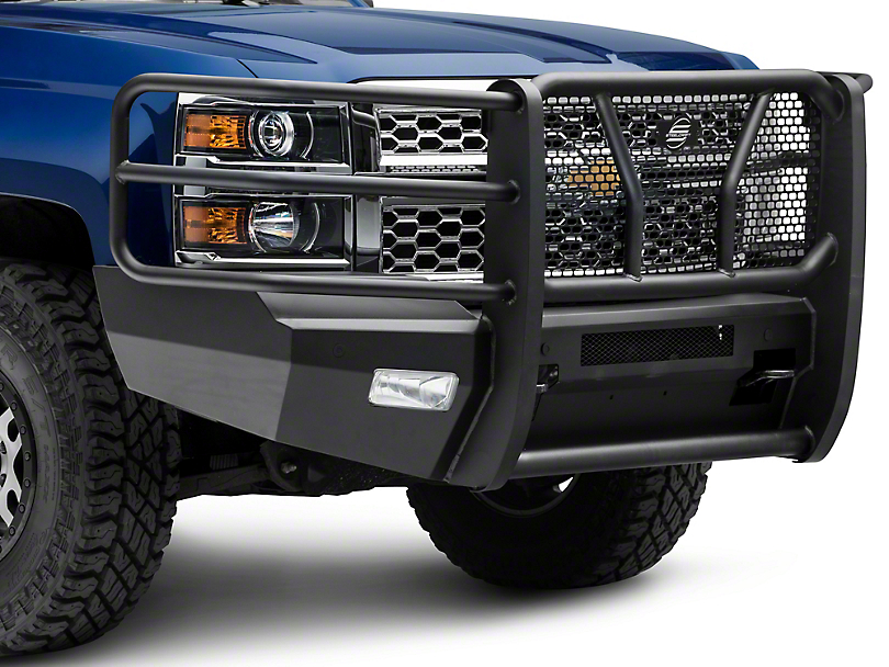 Steel Craft HD Elevation Front Replacement Bumper (14-15 Silverado 1500)