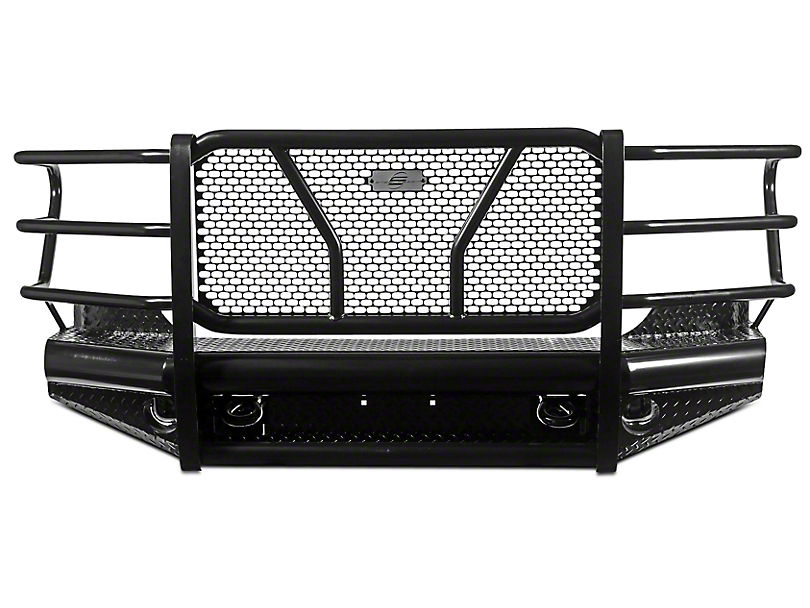 Steel Craft HD Replacement Front Bumper (14-15 Silverado 1500)