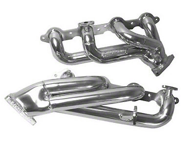 BBK 1-3/4 in. Ceramic Tuned Length Shorty Headers (07-09 6.0L Silverado 1500)