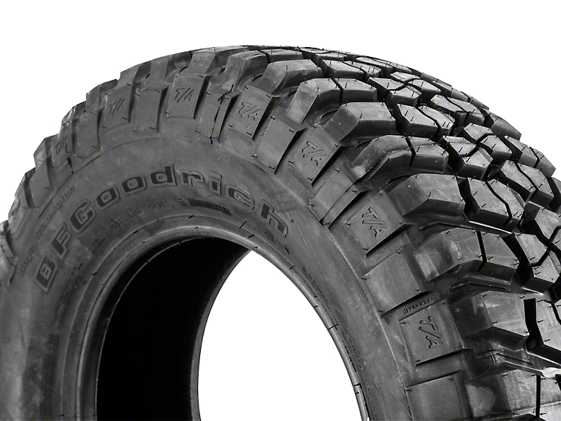 BF Goodrich Mud-Terrain T/A KM2 Tire (Available in Multiple Sizes)