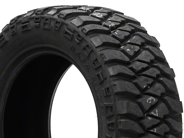 Mickey Thompson Baja MTZ P3 Mud-Terrain Tire (Available in Multiple Sizes)