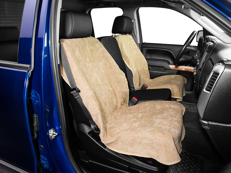 Seat Protector - Tan (07-18 Silverado 1500)