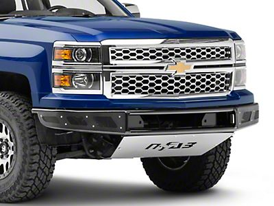 N-Fab Silverado R S P  Pre-Runner Front Bumper for One 38 in