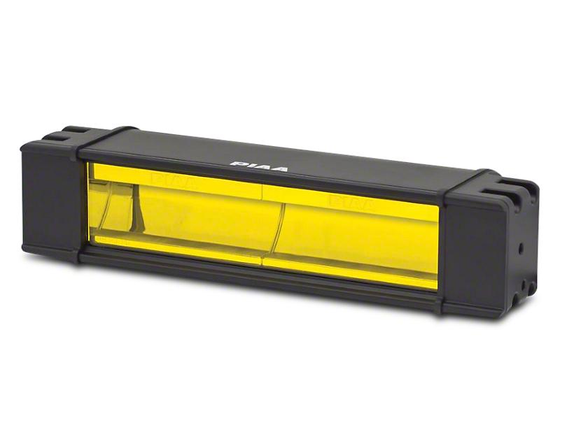PIAA RF Series 10 in. Yellow LED Light Bar - Fog Beam