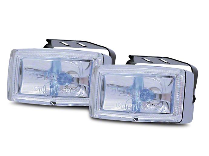 PIAA 2000 Series XTreme White Plus Halogen Lights - Fog Beam - Pair