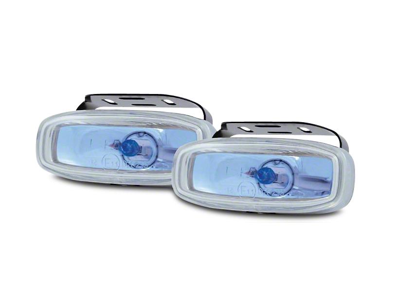 PIAA 2100 Series Xtreme White Halogen Lights - Driving Beam - Pair