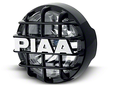PIAA 510 Series 4 in. Round Xtreme White SMR Light - Fog Beam