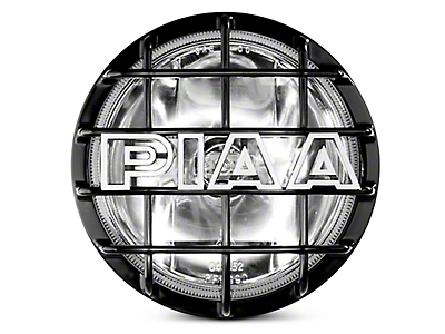 PIAA 520 Series 6 in. Round SMR Xtreme White Halogen Light - Driving Beam