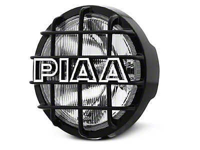 PIAA 520 Series 6 in. Round ATP Xtreme White Halogen Light - Spot Beam