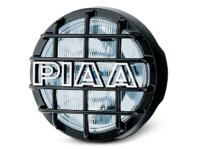 PIAA 540 Series 5 in. Round Xtreme White Halogen Light - Driving Beam