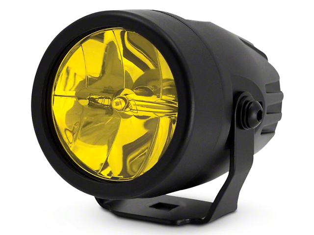 PIAA LP270 2.75 in. Round Ion Yellow LED Light - Driving Beam