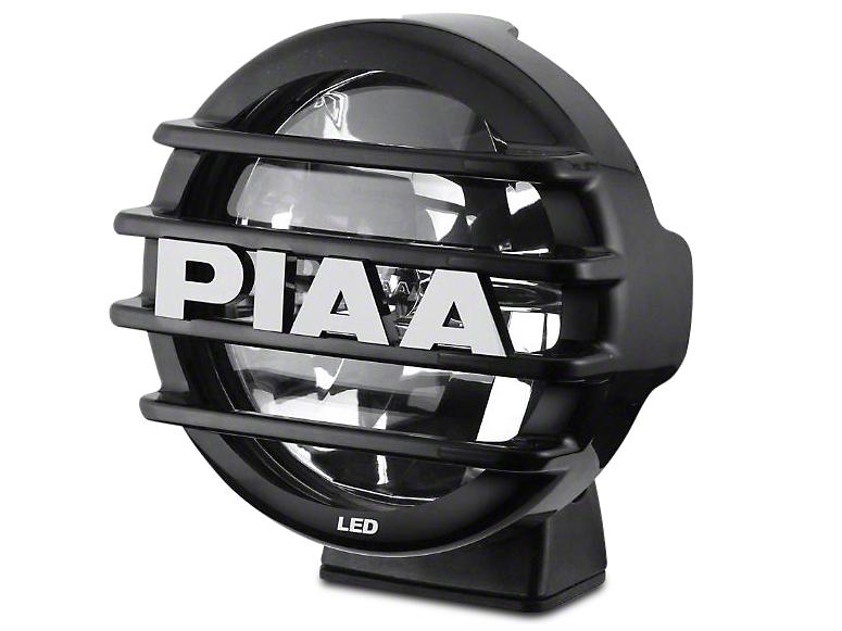 PIAA LP550 5 in. Round LED Light - Driving Beam