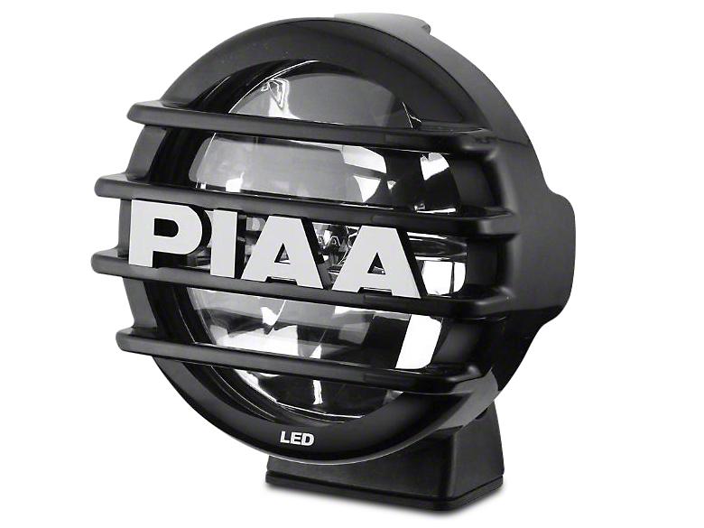 PIAA LP560 6 in. Round LED Light - Driving Beam