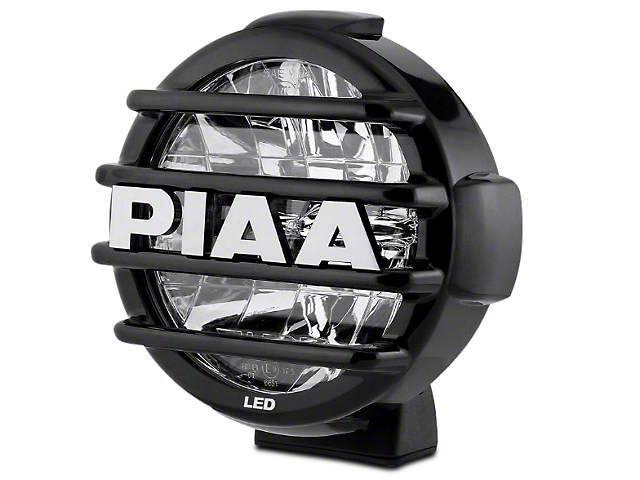 PIAA LP570 7 in. Round LED Light - Driving Beam