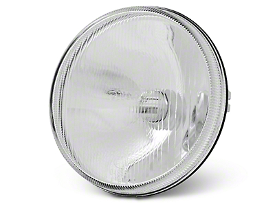 PIAA 40 Series Replacement 6 in. Clear Driving Light Lens/Reflector