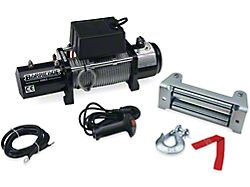 Barricade Off-Road 9,500 lb. Winch (Universal; Some Adaptation May Be Required)