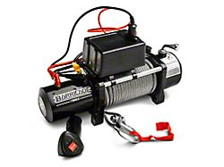 Barricade Off-Road 12,000 lb. Winch (Universal; Some Adaptation May Be Required)