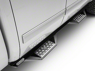Iron Cross HD Side Step Bars (99-13 Silverado 1500 Regular Cab, Extended Cab)