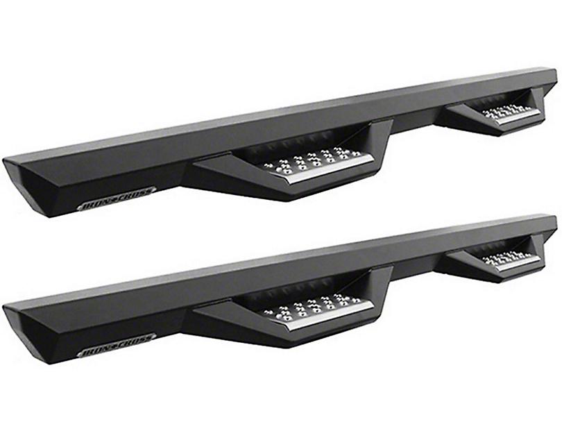 Iron Cross HD Side Step Bars (14-18 Silverado 1500 Regular Cab, Double Cab)