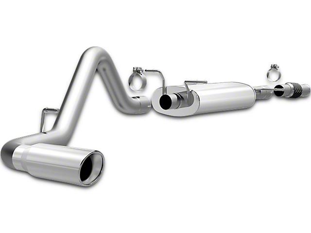 Magnaflow MF Series Single Exhaust System - Side Exit (14-18 4.3L Silverado 1500)