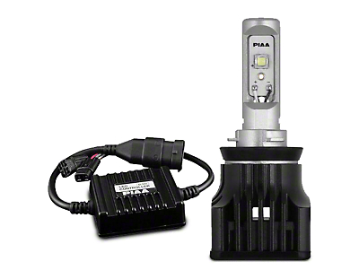 PIAA High Output White LED Low Beam Light Bulb - H11 (07-15 Silverado 1500)