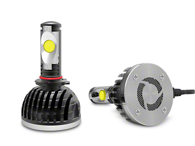 Lifetime LED Single Beam LED Fog Light Bulb - H10 (03-06 Silverado 1500)