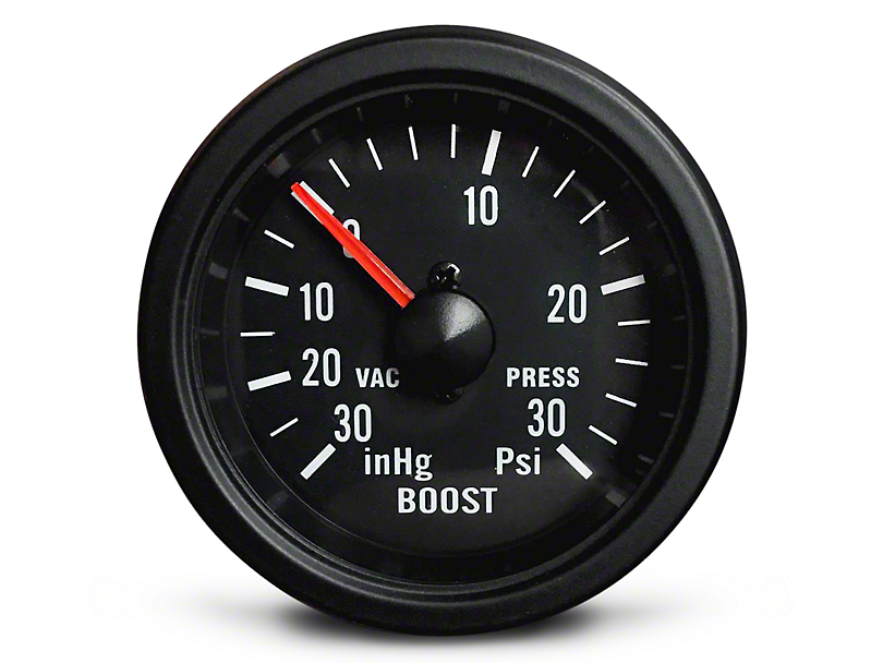 Prosport 30 PSI Boost/Vac Gauge - Mechanical (99-18 Silverado 1500)
