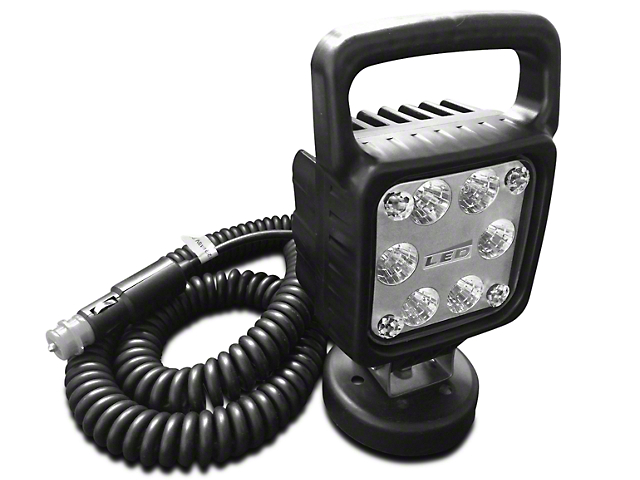 Delta Portable HD Magnetic LED Work Light w/ Switch & 12 in. Cord