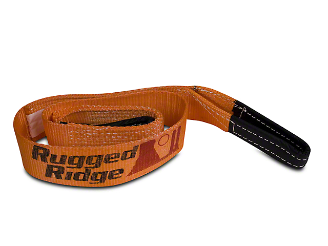 Rugged Ridge 2 in. x 6 ft. Tree Trunk Protector - 20,000 lbs.