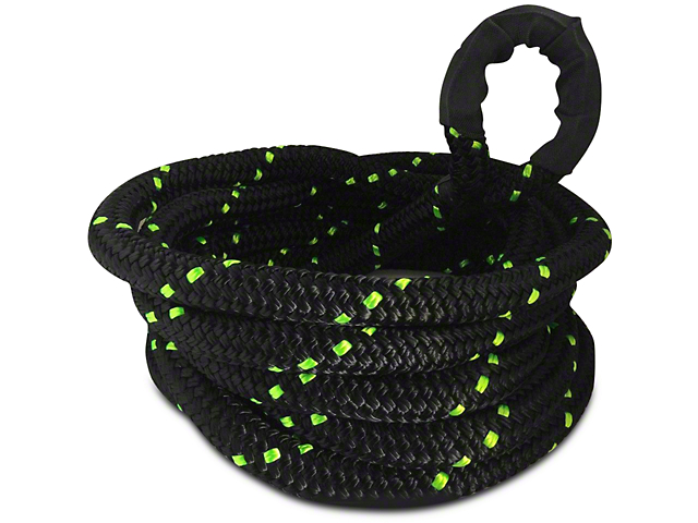 Monster Hook 1.25-Inch x 30-Foot Monster Rope; 59,000 lb.