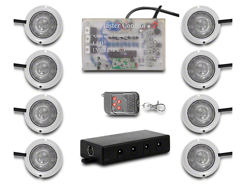 Vision X Tantrum LED Rock Light - White