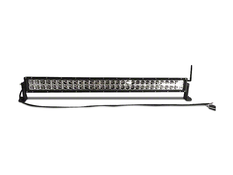 Engo 30 in. Amber & White Multifunction LED Light Bar - Flood/Spot Combo