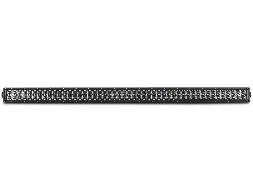 Engo 50 in. Amber & White Multifunction LED Light Bar - Flood/Spot Combo