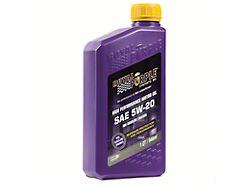 Royal Purple 5w20 Motor Oil
