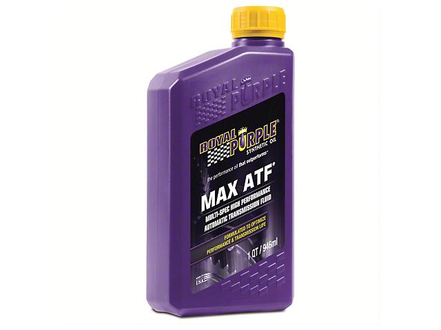 Royal Purple Max ATF Transmission Fluid