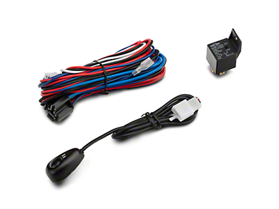Rugged Ridge Wiring Harness for Three Off-Road Fog Lights