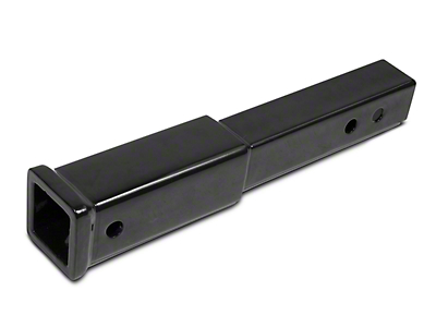 Rugged Ridge 12 in. Receiver Hitch Extension for 2 in. Receiver Hitches (99-18 Silverado 1500)