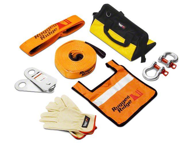 Add Recovery Gear Kit