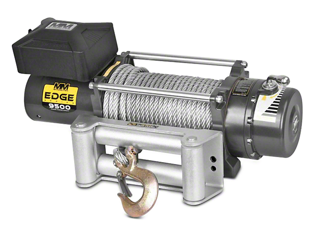 Mean Mother EDGE Series 9,500 lb. Winch