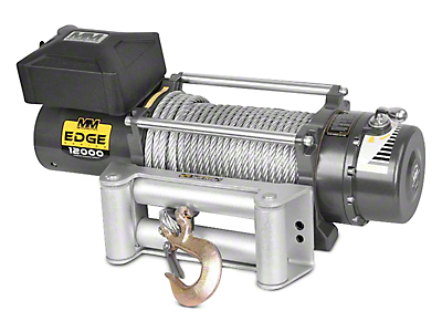 Mean Mother EDGE Series 12,000 lb. Winch